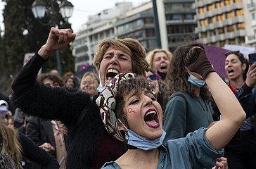 INT'L WOMEN'S DAY-FESTE