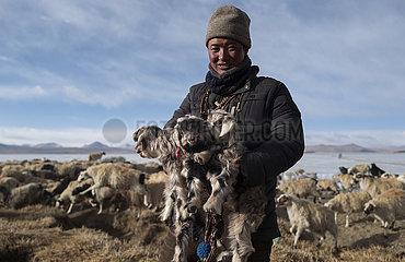CHINA-TIBET-HERD-SPRING-MIGRATION (CN)