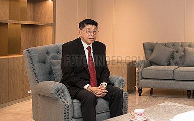 THAILAND-BANGKOK-DEPUTY PM-INTERVIEW