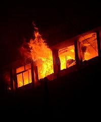 INDIA-KOLKATA-BUILDING-FIRE