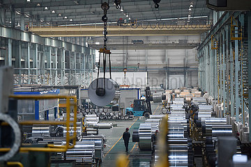 CHINA-HEILONGJIANG-HARBIN-LIGHT ALLOY PRODUCTION (CN)