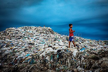 Die Plastikkrise - Müllhalde Inayawan Dumpsite