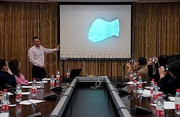 CHINA-SHANGHAI-TRAGBARE großflächiges DISPLAY STOFF-NEW TECHNOLOGY (CN)