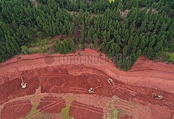 CHINA-CHONGQING-Land-Vitalisierung (CN)