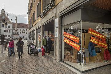 Raeumungsverkauf  Freising  10.03.2021
