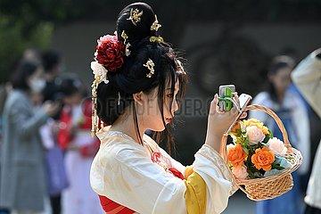 CHINA-FUJIAN-FUZHOU-BLUMENFEST-FEST (CN)