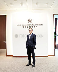 CHINA-HONG KONG-FINANCIAL MARKET-INTERVIEW (CN)