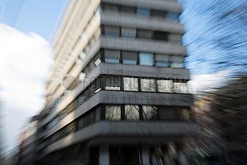Deutschland  Bremen - Die insolvente Greensill Bank in der City