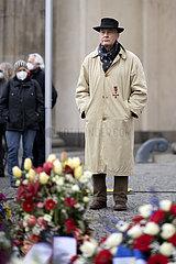 Volker Schroeder  Gedenken 18. Maerz