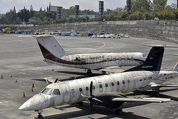 GUATEMALA-STADT-GUATEMALA AIRPORT CLOSED-VULKAN