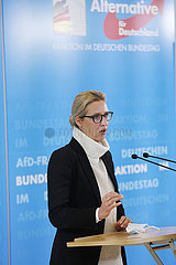 Statement der AfD-Bundestagsfraktion zu den Ergebnissen des gestrigen Corona-Gipfels  Bundestag