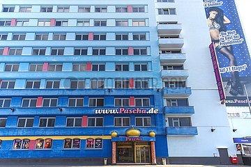 Bordell Pascha Köln  wegen Corona geschlossen und insolvent | Bordell Pascha Köln  wegen Corona geschlossen und insolvent