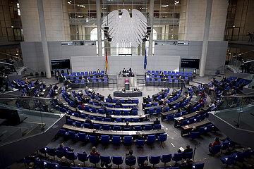 Bundestag - Coronavirus Crisis