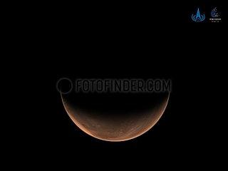 (EyesonSci) CHINA Beijing-Tianwen-1 PROBE-MARS-Bilder (CN)