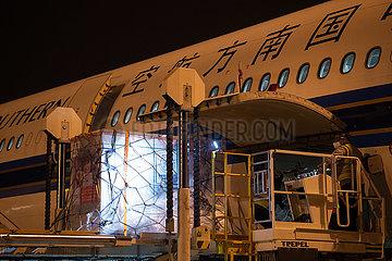 CHINA-HUNAN-FREE HAIRCUT SERVICE (CN)