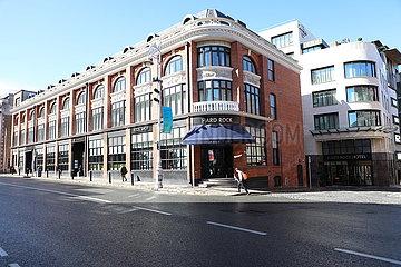 IRLAND-DUBLIN-COVID-19-PFLICHT QUARANTINE