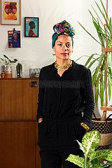 Berlin  Deutschland - Dr. Emilia Zenzile Roig