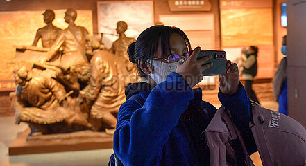 CHINA-LHASAS-Befreiung der SERF-MEMORIAL HALL (CN)