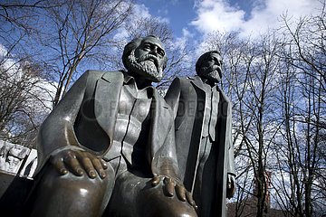 Karl Marx  Friedrich Engels