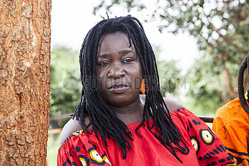 ZAMBIA-LUSAKA-Musikerin-NATURAL BEAUTY