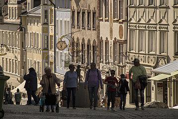 Bad Toelz  Marktstrasse  29.03.2021