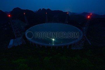 (EyesonSci) CHINA-GUIZHOU-FAST-GLOBAL ASTRONOMEN (CN)