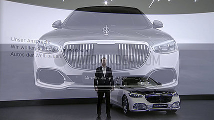 Daimler Virtual Annual Meeting