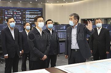 CHINA Beijing-HAN-ZHENG Civil Aviation Administration-Inspektion (CN)