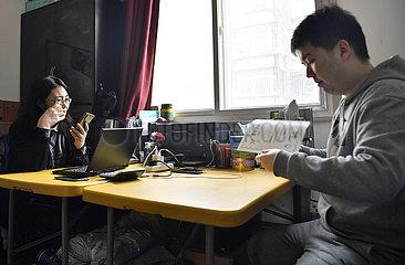 CHINA-TIANJIN-AUTISMUS-TRAINING-LIFE (CN)