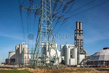 Steinkohlekraftwerk Moorburg