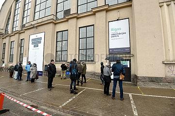 LATVIA-RIGA-COVID-19-MASS IMMUNISIERUNG CENTER-OPENING LATVIA-RIGA-COVID-19-MASS IMMUNISIERUNG CENTER-OPENING LATVIA-RIGA-COVID-19-MASS IMMUNISIERUNG CENTER-OPENING LATVIA-RIGA-COVID-19-MASS IMMUNISIERUNG CENTER -Öffnungszeiten LATVIA-RIGA-COVID-19-MASS IMMUNISIERUNG CENTER-OPENING LATVIA-RIGA-COVID-19-MASS IMMUNISIERUNG Zentral öffnende