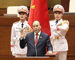 VIETNAM-HANOI-POLITICS-GESETZGEBER