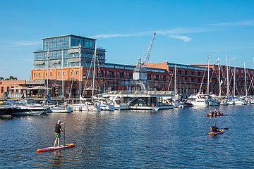 Lübeck  Media Docks