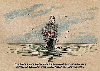 Scheuer warnt vor Innovationsdruck