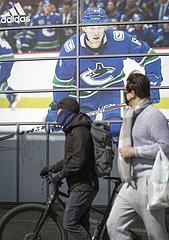 CANADA-VANCOUVER-NHL-CANUCKS-COVID-19-OUTBREAK CANADA-VANCOUVER-NHL-CANUCKS-COVID-19-OUTBREAK