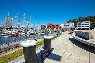 Travemünde - Priwall  Waterfront - Beach Bay