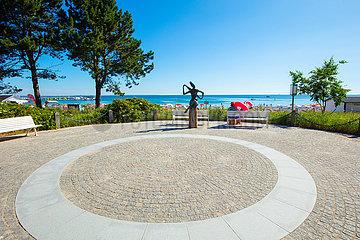 Timmendorfer Strand  Strandpromenade
