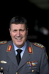Markus Laubenthal - volunteer military service