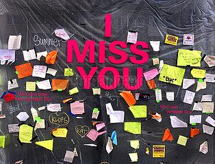 I MISS YOU - CORONA