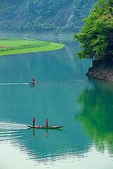 # CHINA-ZHEJIANG-Hangzhou-Wasserqualität (CN)