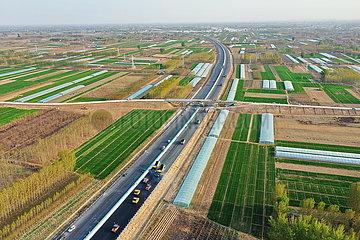 CHINA-HEBEI-EXPRESSWAY-CONSTRUCTION (CN)