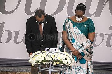 Rwanda-KIGALI-GENOCIDE-GEDENKEN