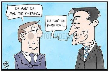 K-Frage der Union