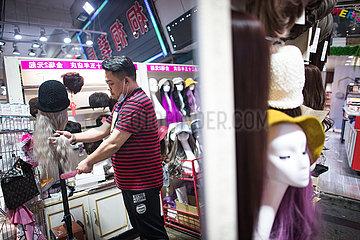 CHINA-HUBEI-WUHAN-Ordinary Menschen (CN)