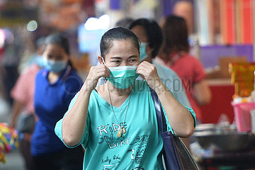 THAILAND-BANGKOK-COVID-19-ALLTAG