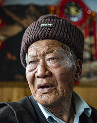 (InTibet) CHINA-TIBET-Ehemalige SERF-NEW LIFE (CN)