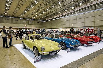 JAPAN-CHIBA-AUTOMOBILE COUNCIL 2021-CAR SHOW