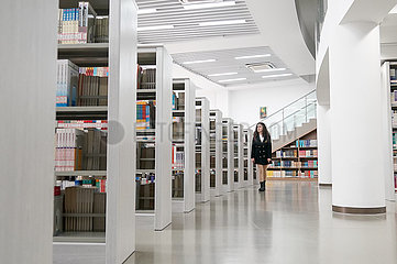CHINA-Shanghai-XINJIANG-STUDENT (CN)