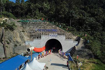 MALAYSIA-TERENGGANU-PAKA TUNNEL