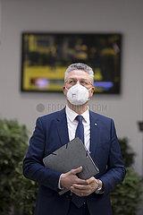 Prof. Lothar H. Wieler - Coronavirus